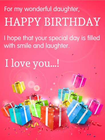 birthday picture messages for daughter ; 0e7aed7822081cae2dcd227d41ffb572--birthday-wishes-for-daughter-happy-birthday-wishes-cards