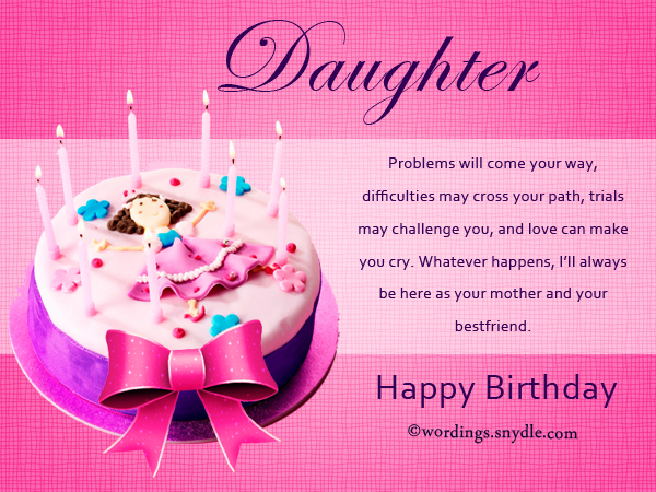birthday picture messages for daughter ; birthday-wishes-messages-for-daughter-from-mom