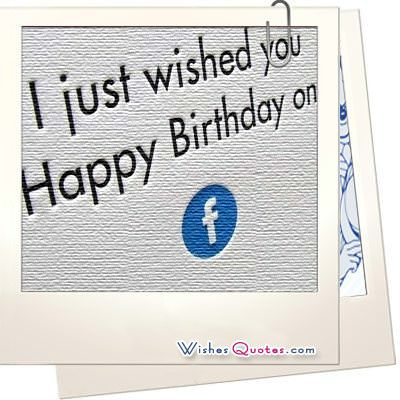 birthday picture messages for facebook ; Facebook-Birthday-Wishes