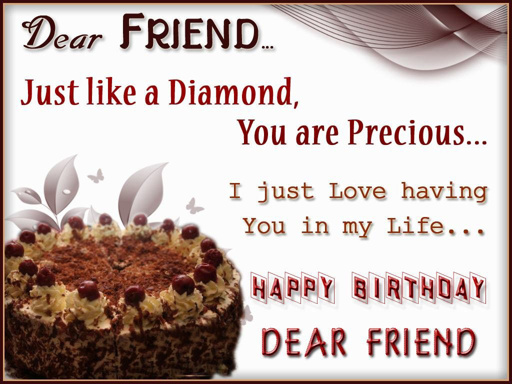 birthday picture messages for friend ; Dear_Friend_Happy_Birthday_2015_08-1024x768