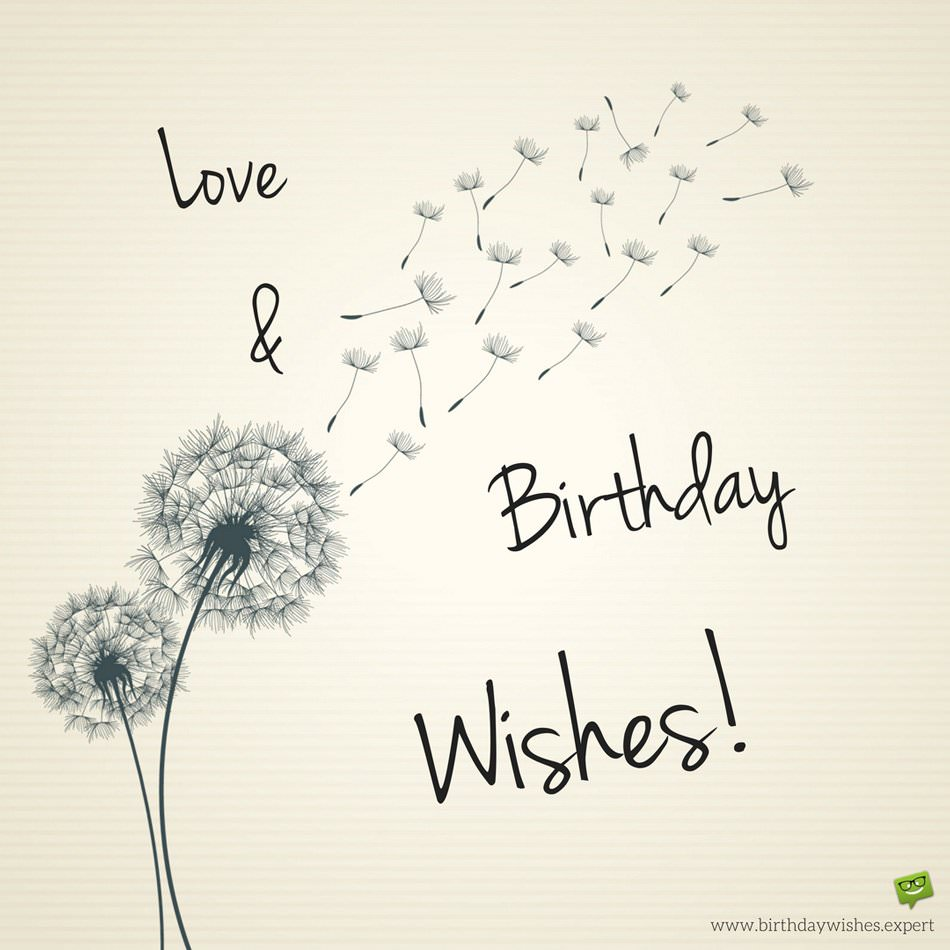 birthday picture messages for friend ; Love-and-birthday-wishes