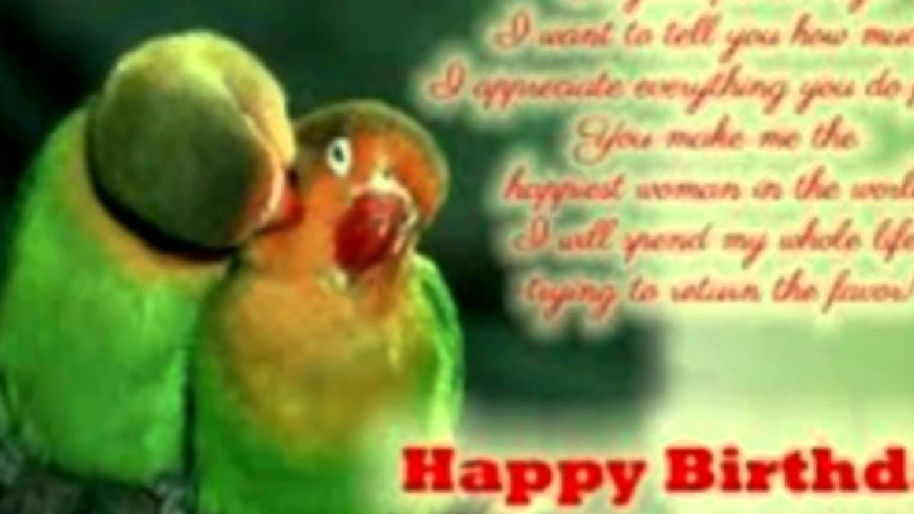 birthday picture messages for husband ; maxresdefault