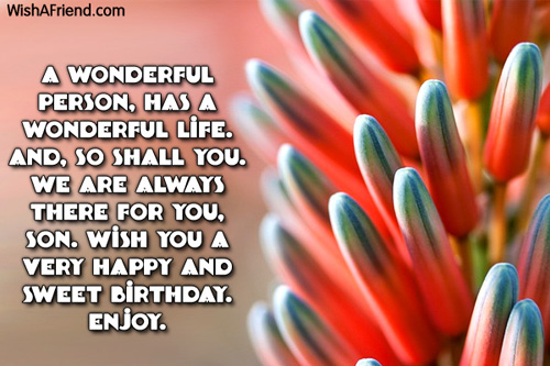 birthday picture messages for son ; 486-son-birthday-messages