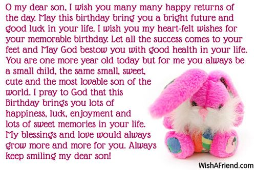 birthday picture messages for son ; 74e451d51167ae13a522ccb152d0b298
