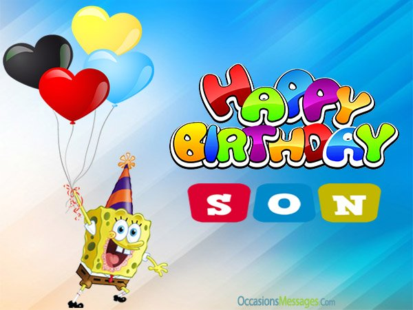 birthday picture messages for son ; Happy-Birthday-Messages-for-Son