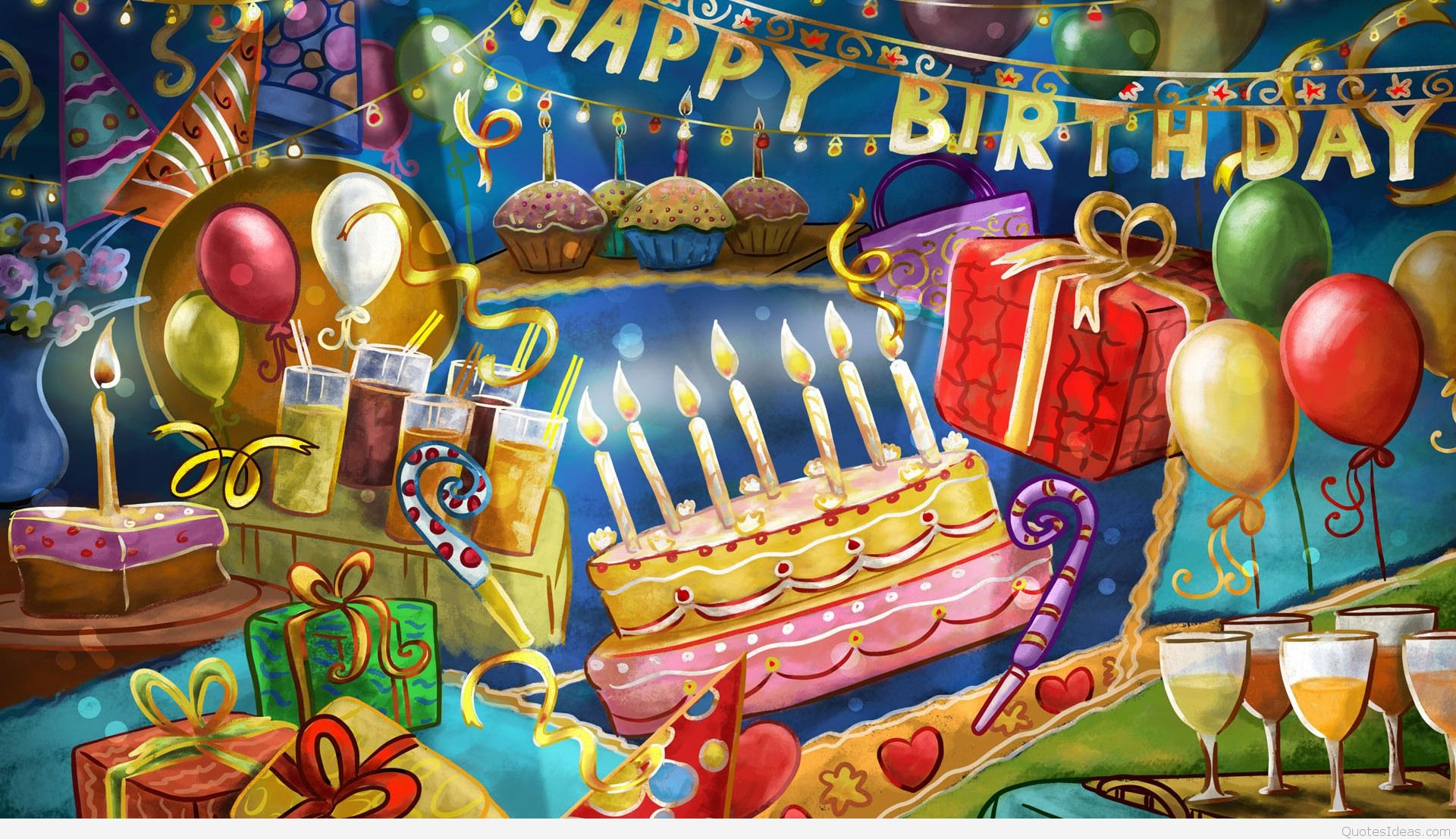 birthday picture messages free download ; happy-birthday-wishes-wallpaper-free-download