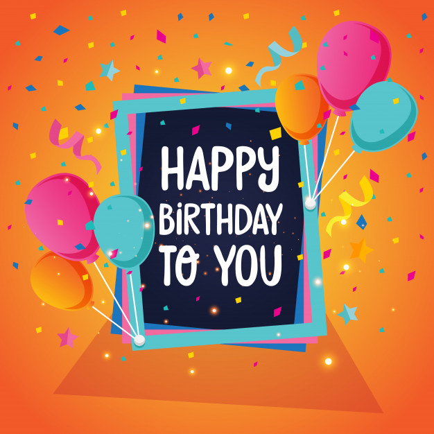 birthday pictures images ; balloon-theme-happy-birthday-card-illustration_1344-197