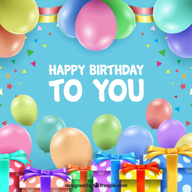 birthday pictures images ; happy-birthday-background-with-gifts-and-balloons_23-2147673067