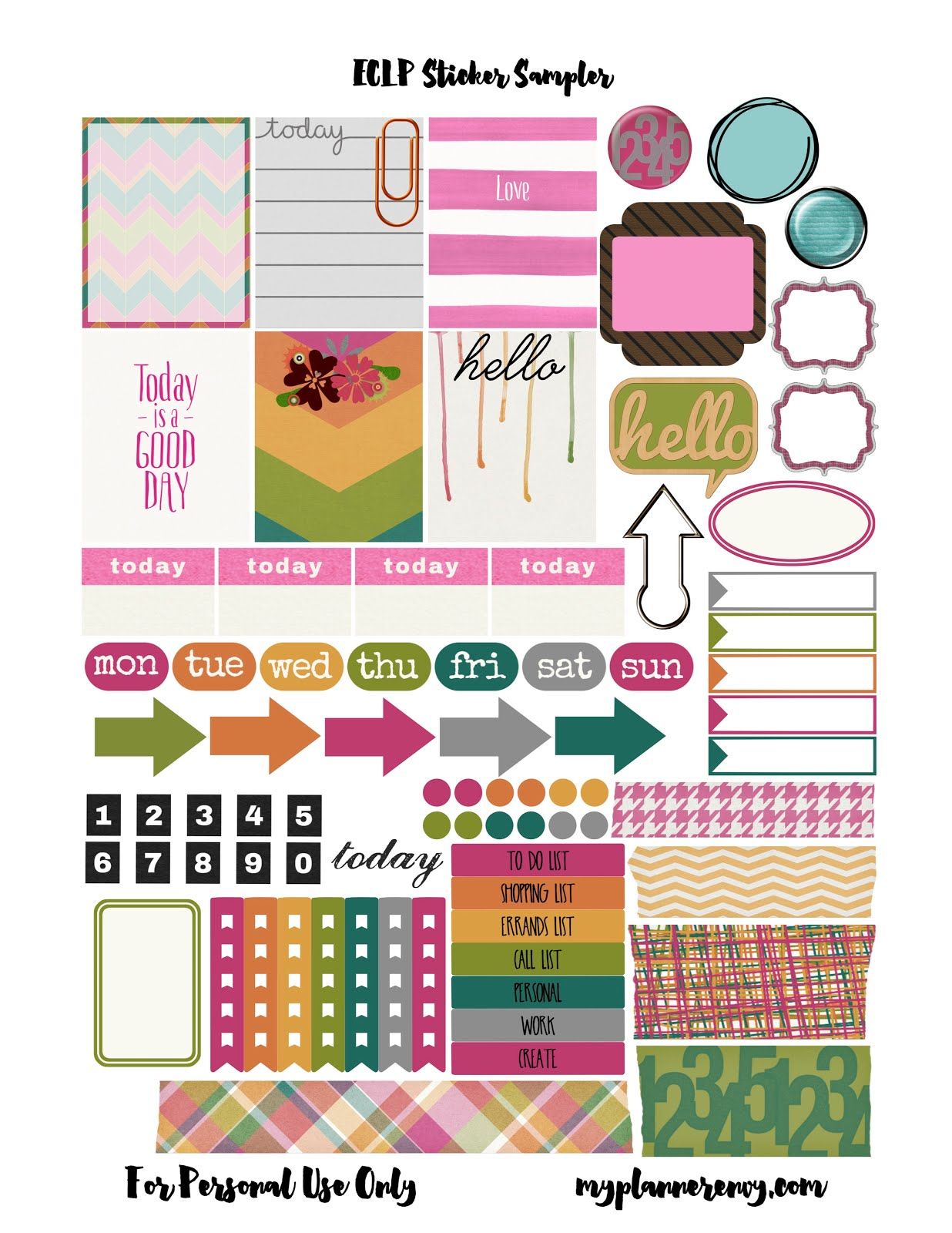birthday planner stickers printable ; 547ae9fae41dc785db3309a65ccd12ce