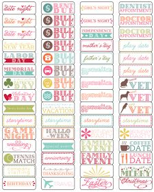 birthday planner stickers printable ; e07661981646c79be8bf40e0bd7837f5