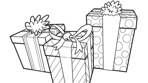 birthday present coloring page ; d3ce3e8f9525ac5a425d53f5311c3fae_birthday-presents-580x326_featuredImage