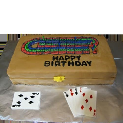birthday sheet cake for man ; s3-500x500