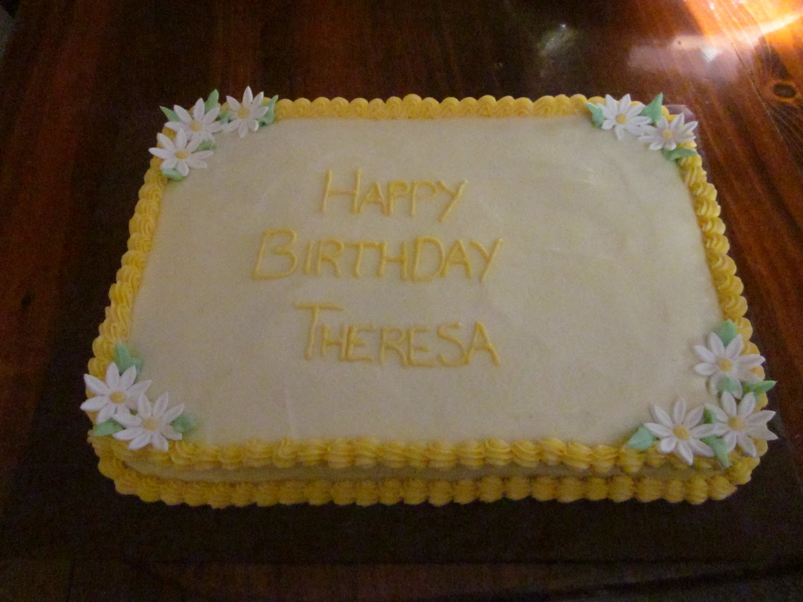 birthday sheet cake pictures ; 013
