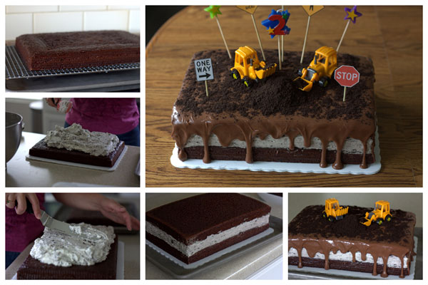 birthday sheet cake recipe ; Chocolate-Oreo-Cheesecake-Cake-Collage-Barbara-Bakes