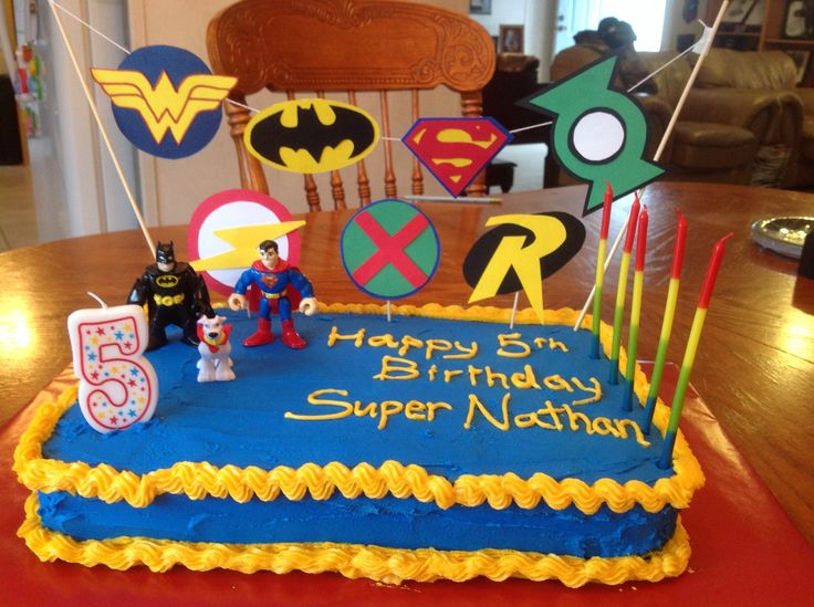birthday sheet cake recipe ; superhero-sheet-cake-best-25-justice-league-cake-ideas-on-pinterest-justice-league-best-chocolate-cake-recipe