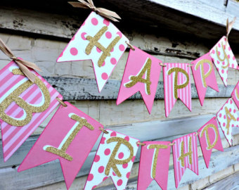 birthday sign ideas ; il_340x270