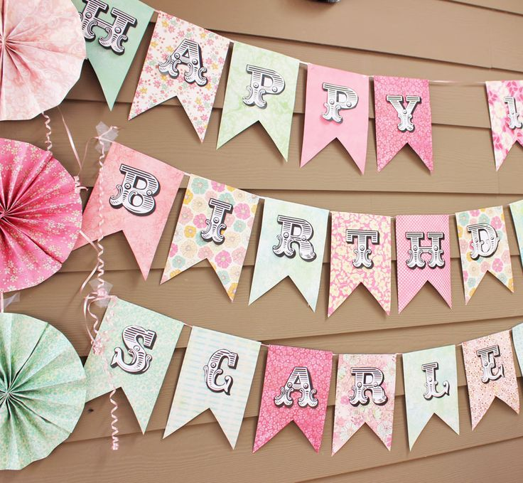 birthday sign ideas ; photo-birthday-banner-best-25-homemade-banners-ideas-on-pinterest-how-to-make-banners