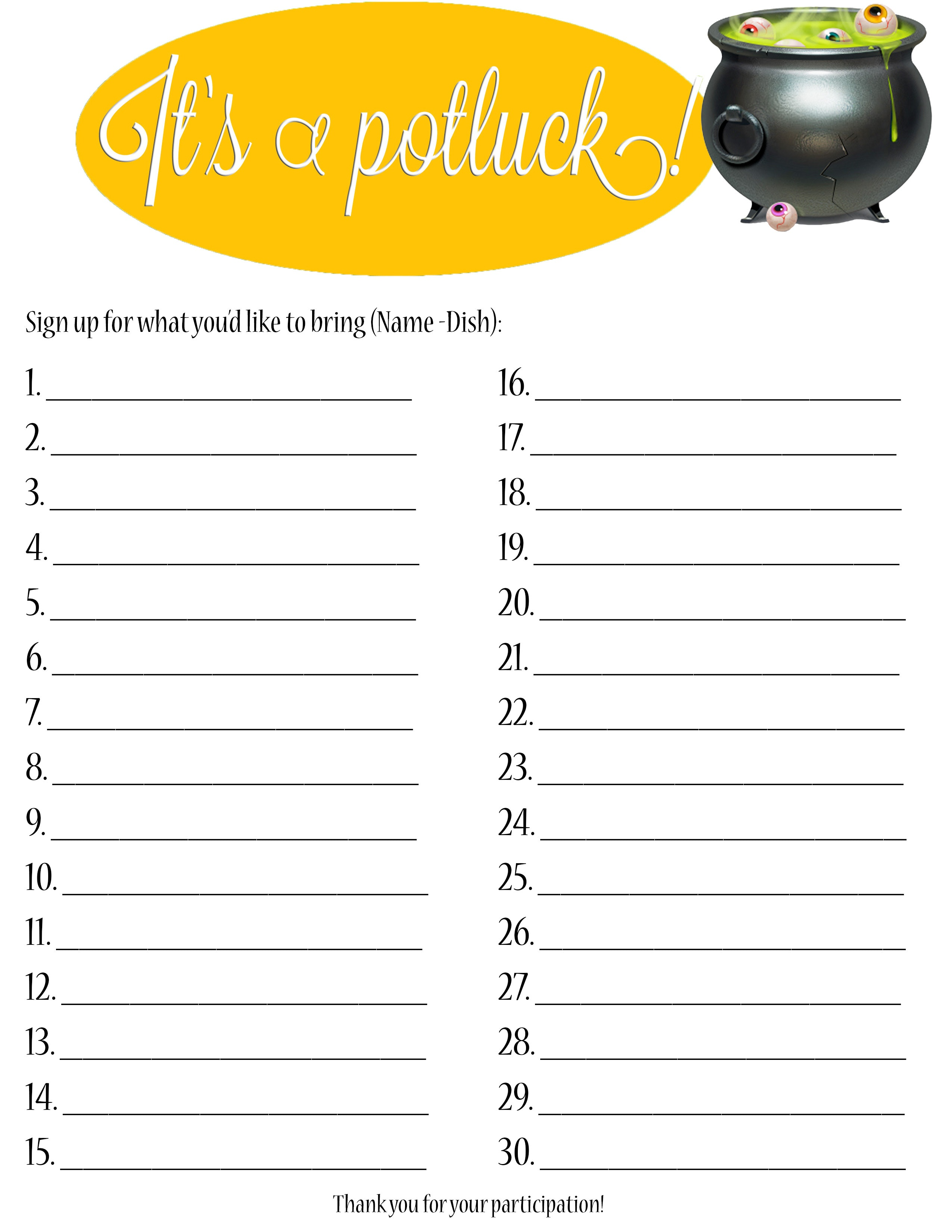 birthday sign up sheet template ; potluck-sign-up-sheet-template-final-5-thanksgiving-signup