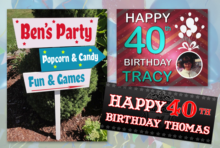 birthday signage ; banner-three_birthday-copy