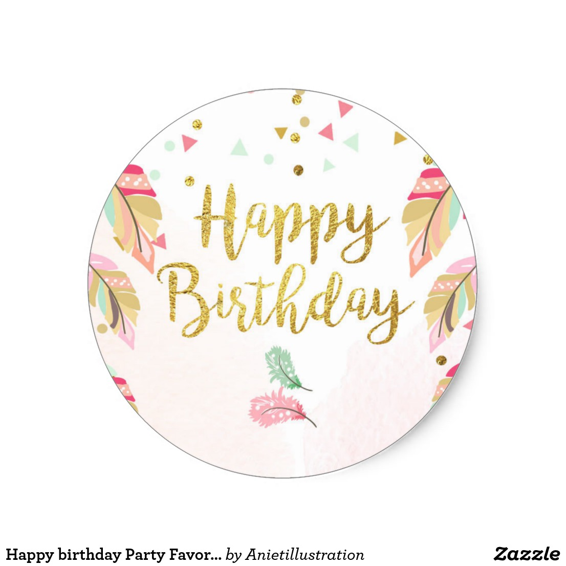 birthday sticker tags ; 2afb43de3b5d296c63e68437b8e395c6