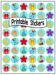 birthday sticker template ; 527042ee0428b7c0d8890f61183166cb--round-labels-printable-stickers