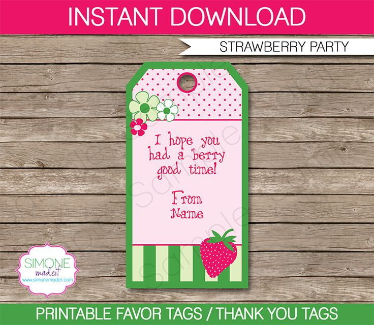 birthday thank you tags template ; 9dd7fe867ea296b1b3deb9963e1e8cb0--party-favor-tags-party-favors