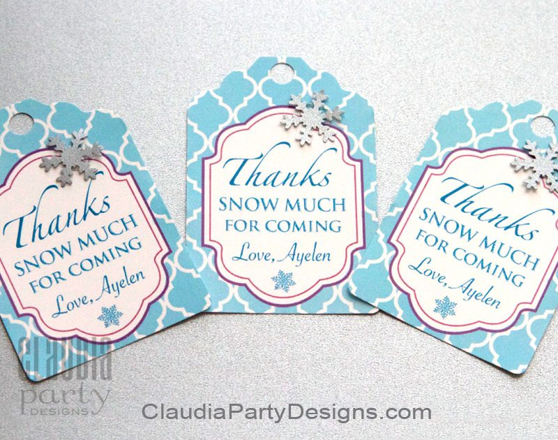 birthday thank you tags template ; winter-wonderland-gift-tags-800x630