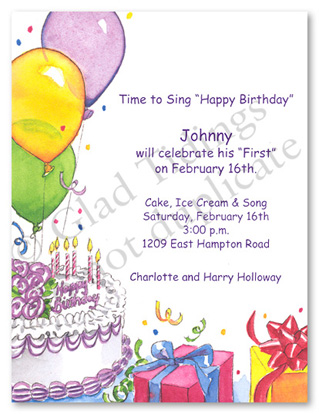 birthday theme invitation cards ; birthday-celebration-card-within-ucwords-creation-with-cake-gifts-and-balloons-item-picture-ornament-invitation-cards-for-birthday-party