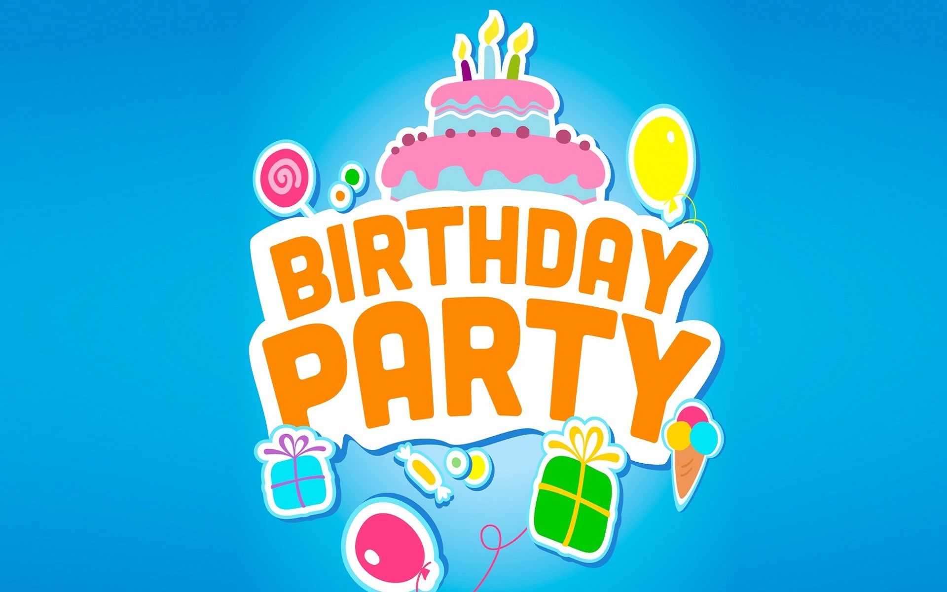 birthday theme wallpaper ; Birthday-party-and-wishes-best-wallpaper