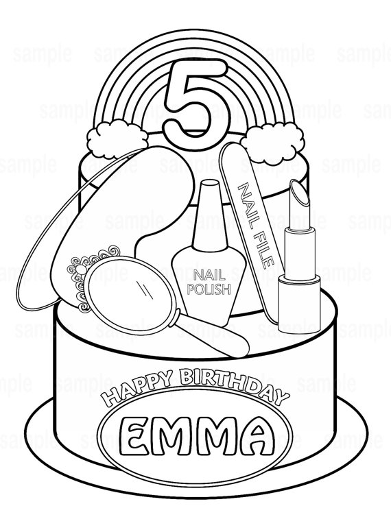 birthday themed coloring pages ; 93370d6d6262aeb0bdf40cdd98d4a840