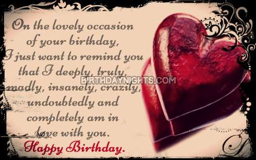 birthday wallpaper for girlfriend ; Happy-birthday-wishes-and-wallpapers-for-girlfriend-2