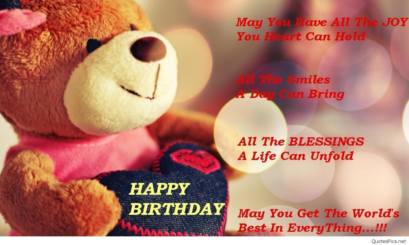 birthday wallpaper with quotes ; Happy-Birthday-HD-wallpaper-quote-2014-image