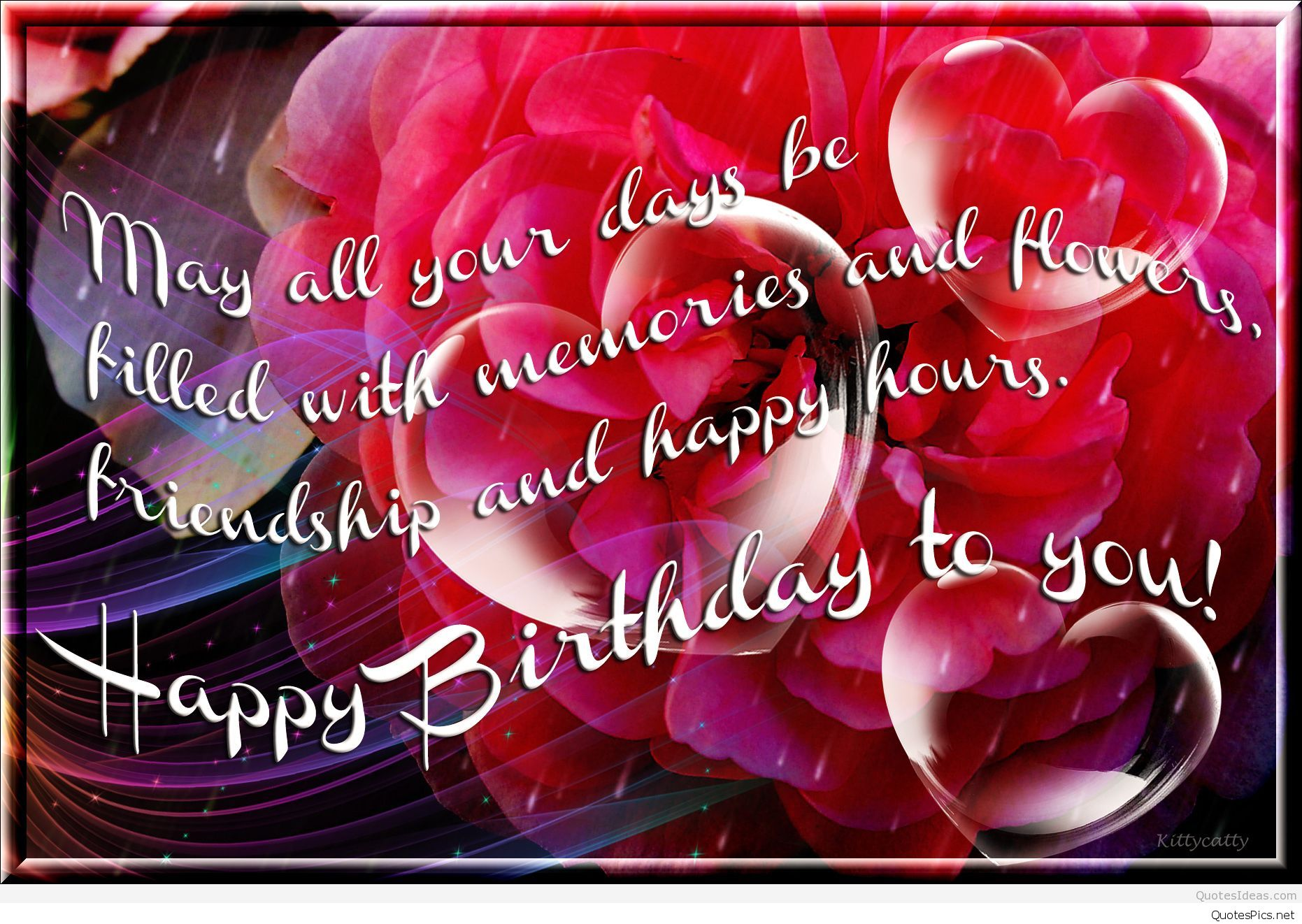 birthday wallpaper with quotes ; Happy-Birthday-Quotes-Wallpaper-Free