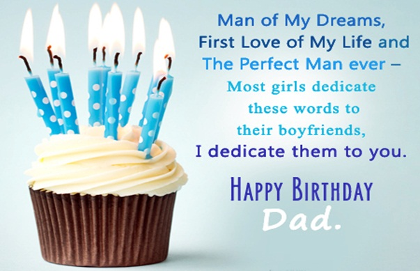 birthday wish for dad poem ; Man-of-my-dreams-birthday-wishes-from-daughter