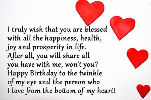 birthday wish for my boyfriend message ; 9b65be951d1255b87cf8f61c4c691870