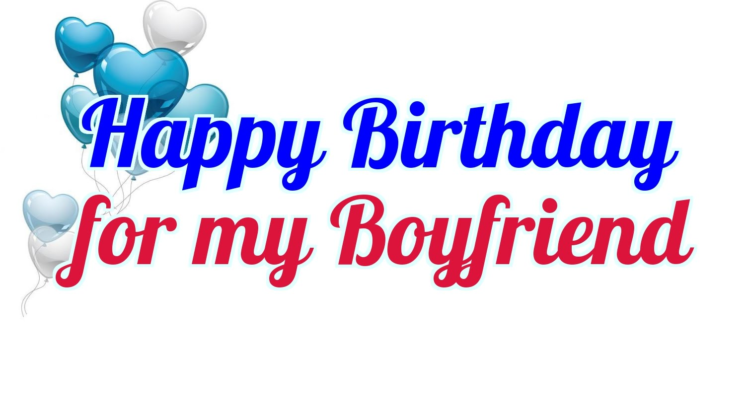 birthday wish for my boyfriend message ; maxresdefault