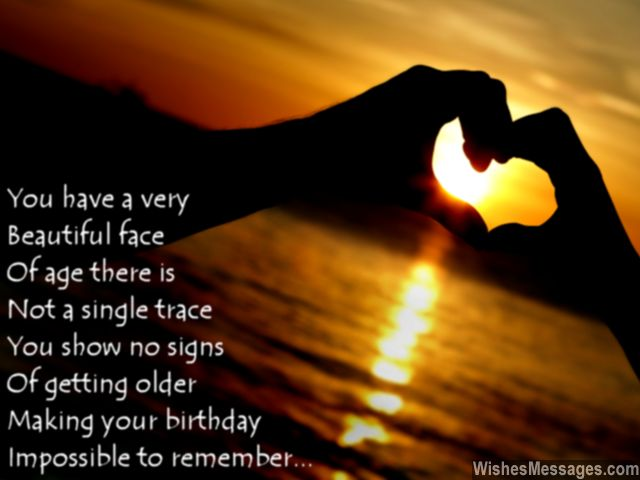 birthday wish for wife poem ; Romantic-belated-happy-birthday-greeting-for-wife