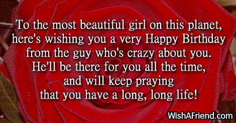 birthday wish message for girlfriend ; 14498-birthday-wishes-for-girlfriend