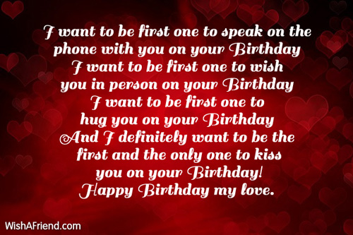 birthday wish message for girlfriend ; 1549-girlfriend-birthday-messages