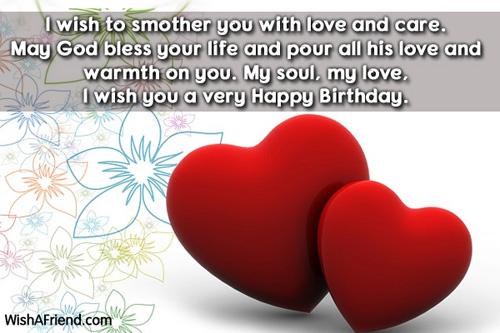 birthday wish message for girlfriend ; a23bbcc855b5fb7a3877e34603db734d