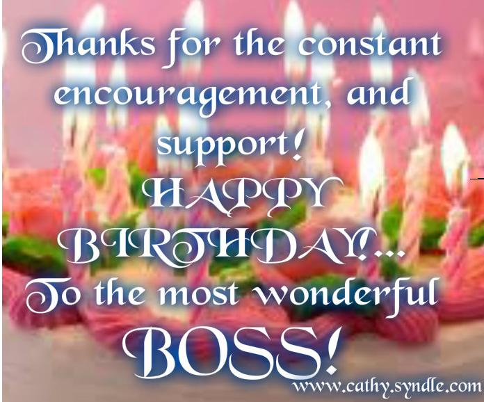 birthday wish message for my boss ; 0d2fb20fbdfb6fc243bf28e799928157