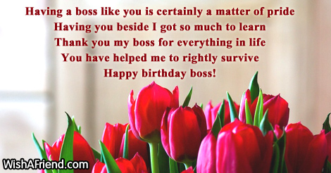 birthday wish message for my boss ; 14569-boss-birthday-wishes