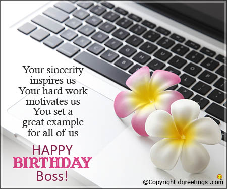 birthday wish message for my boss ; birthday-boss211010
