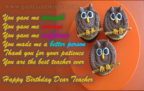 birthday wish message for teacher ; 4e7446c1ef0f35176011f000b88ec050
