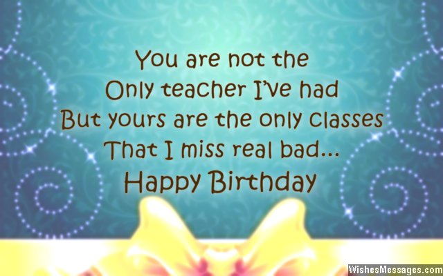birthday wish message for teacher ; f007a323f3ab2da3267fdb2495f5f667
