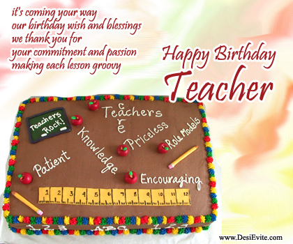 birthday wish message for teacher ; teachers-birthday-ecard-3