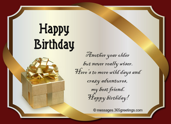 birthday wish message to best friend ; inspirational-birthday-messages-09