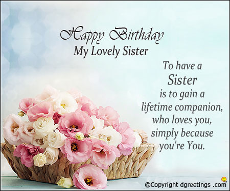 birthday wish message to sister ; birthday-messages-for-sister-birthday-wishes-for-sister-dgreetings-birthday-wishes-for-sister-funny