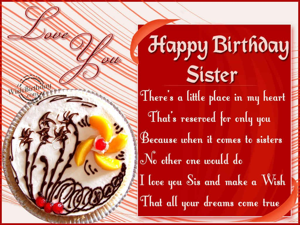birthday wish messages for sister ; Birthday-Messages-for-sister