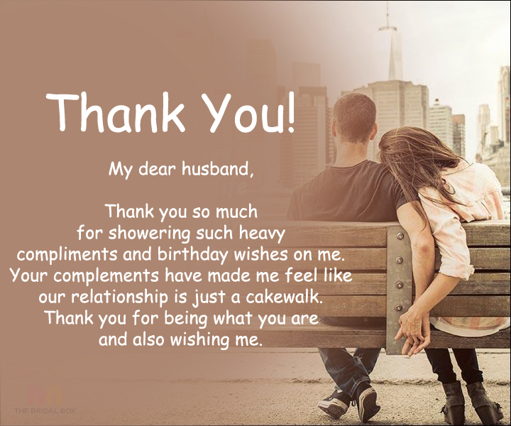birthday wish thank you message facebook ; Thank-You-to-husband-for-birthday-wishes